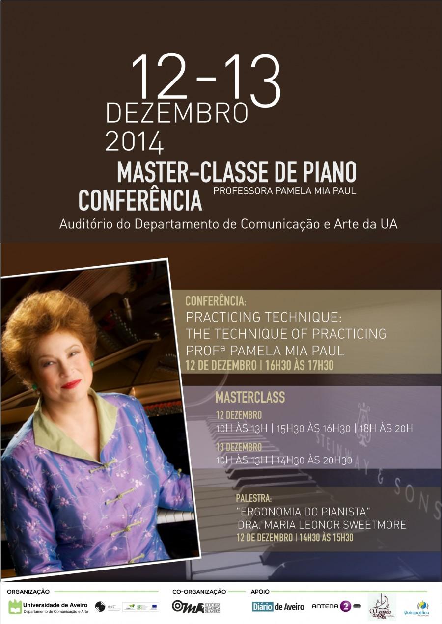 Master-classe de piano