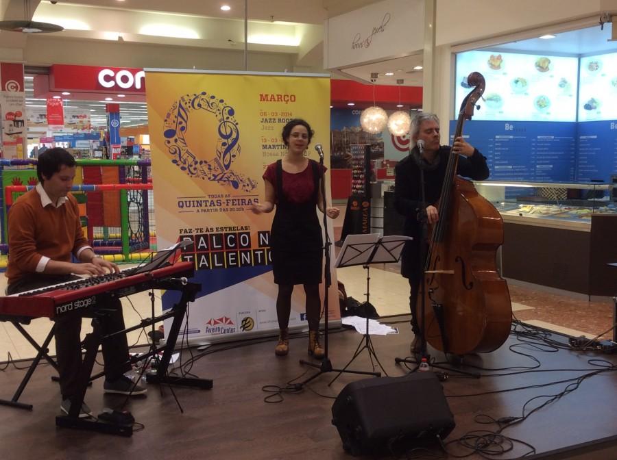 Jazz Roots Trio no Aveiro Center