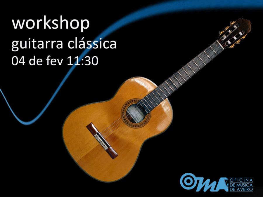 Workshop de Guitarra Clássica