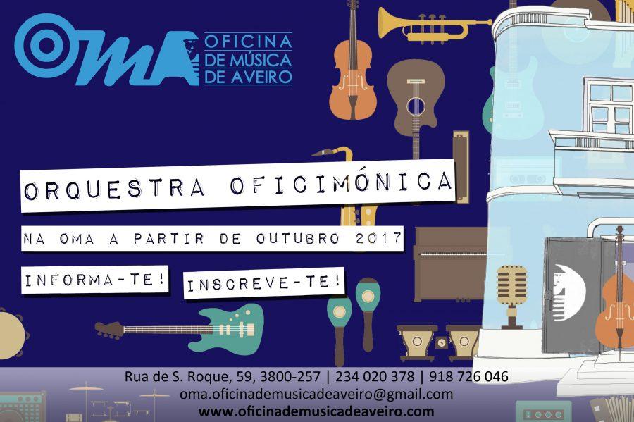 Orquestra Oficimónica!