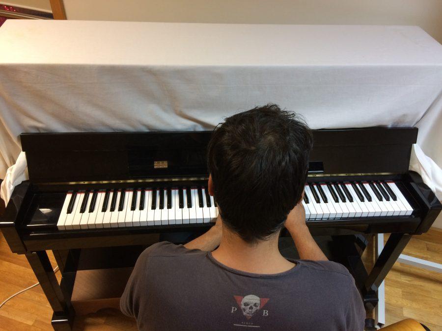 AULAS DE PIANO NO HALLOWEEN